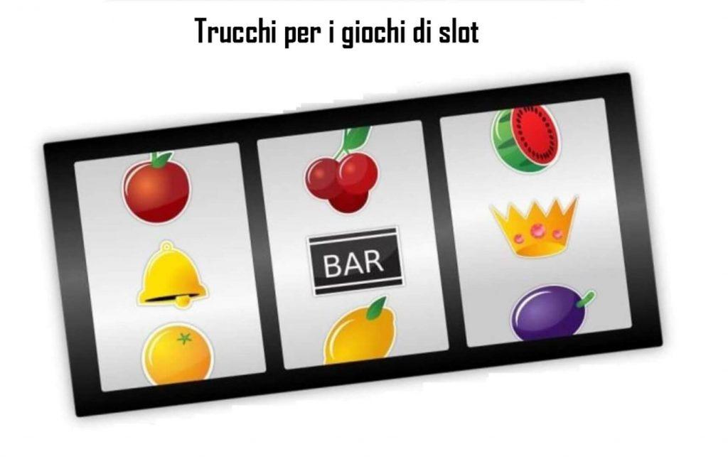 Trucchi per i giochi di slot