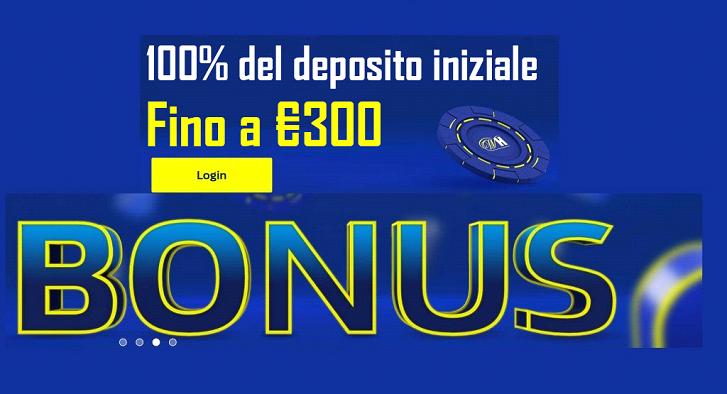 Deposito Bonus