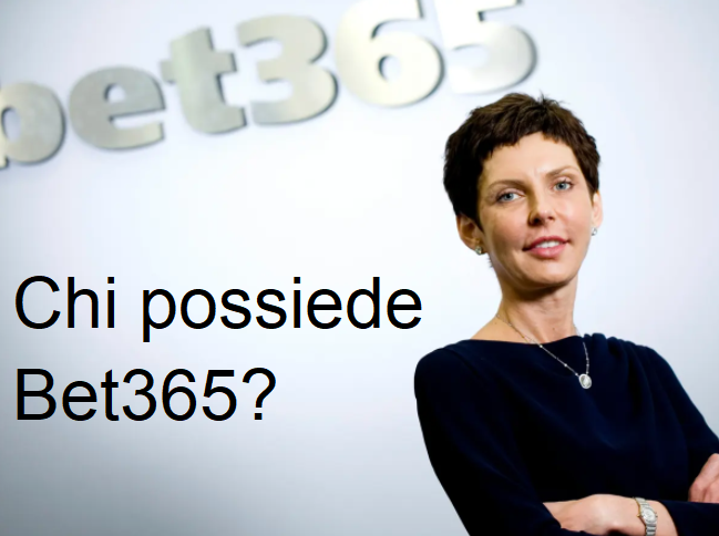 Chi possiede Bet365?