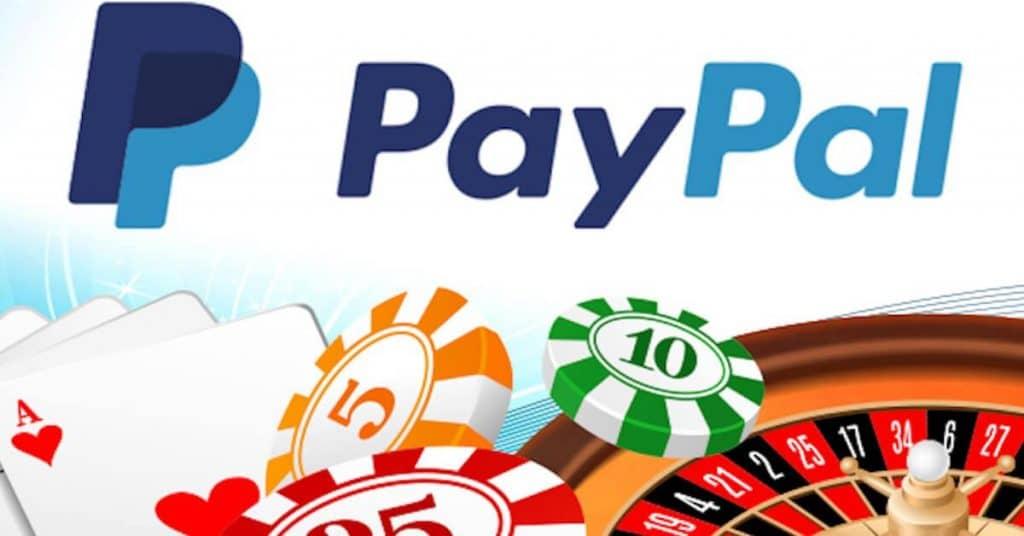 Casinò che accettano versamenti via PayPal
