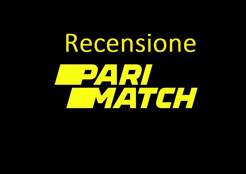Recensione di Parimatch