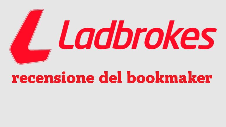 Ladbrokes – recensione del bookmaker