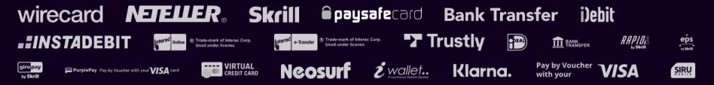 Quali metodi di pagamento sono disponibili suDux Casino?
